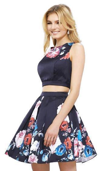Nox Anabel NX-6287 Floral-Patterns