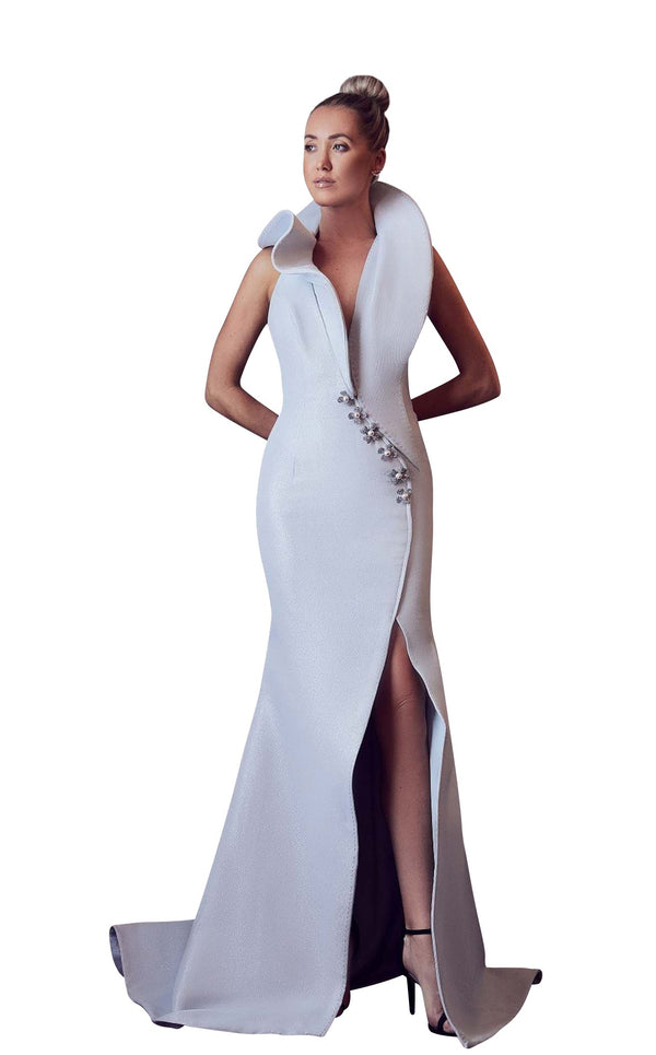Gatti Nolli Couture GA5260 Dress Ivory