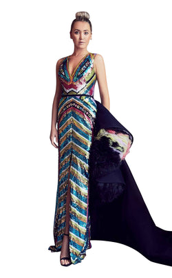Gatti Nolli Couture GA5286 Dress Multi