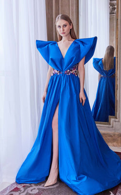 Gatti Nolli Couture GA5762 Dress Royal