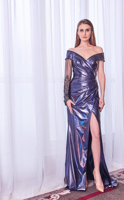 Gatti Nolli Couture GA5781 Dress Dusty-Lavender
