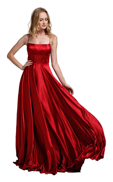 Glitz and Glam GG472 Deep-Red