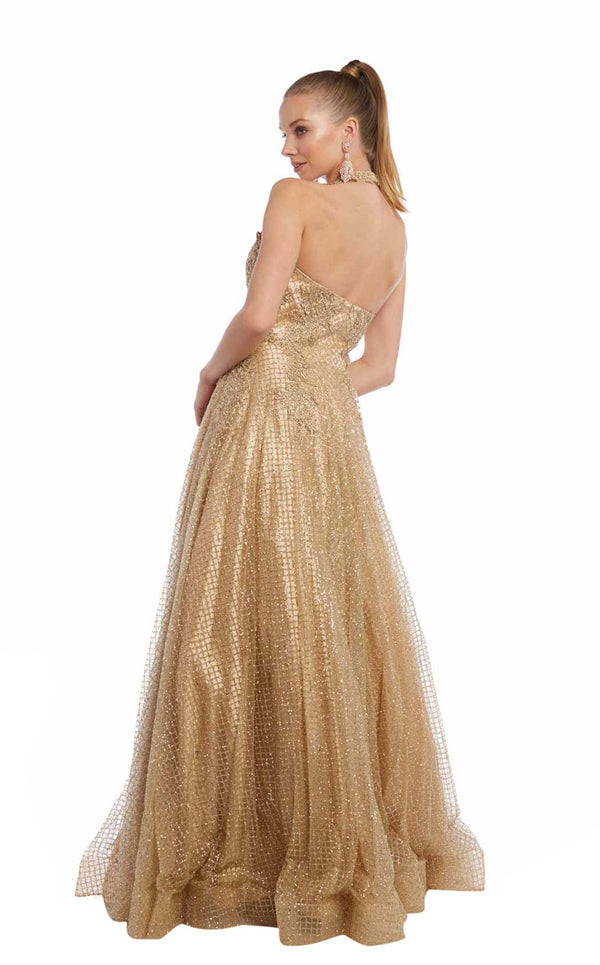 Glitz and Glam GGR011 Dress