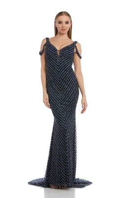 Chic and Holland HF819 Navy