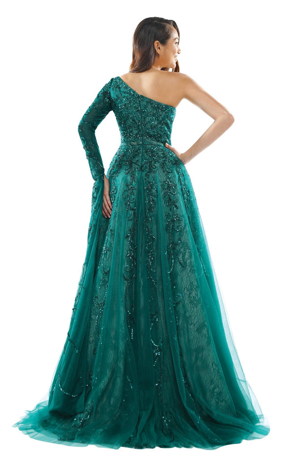 Colors Dress J144 Dress Deep-Green