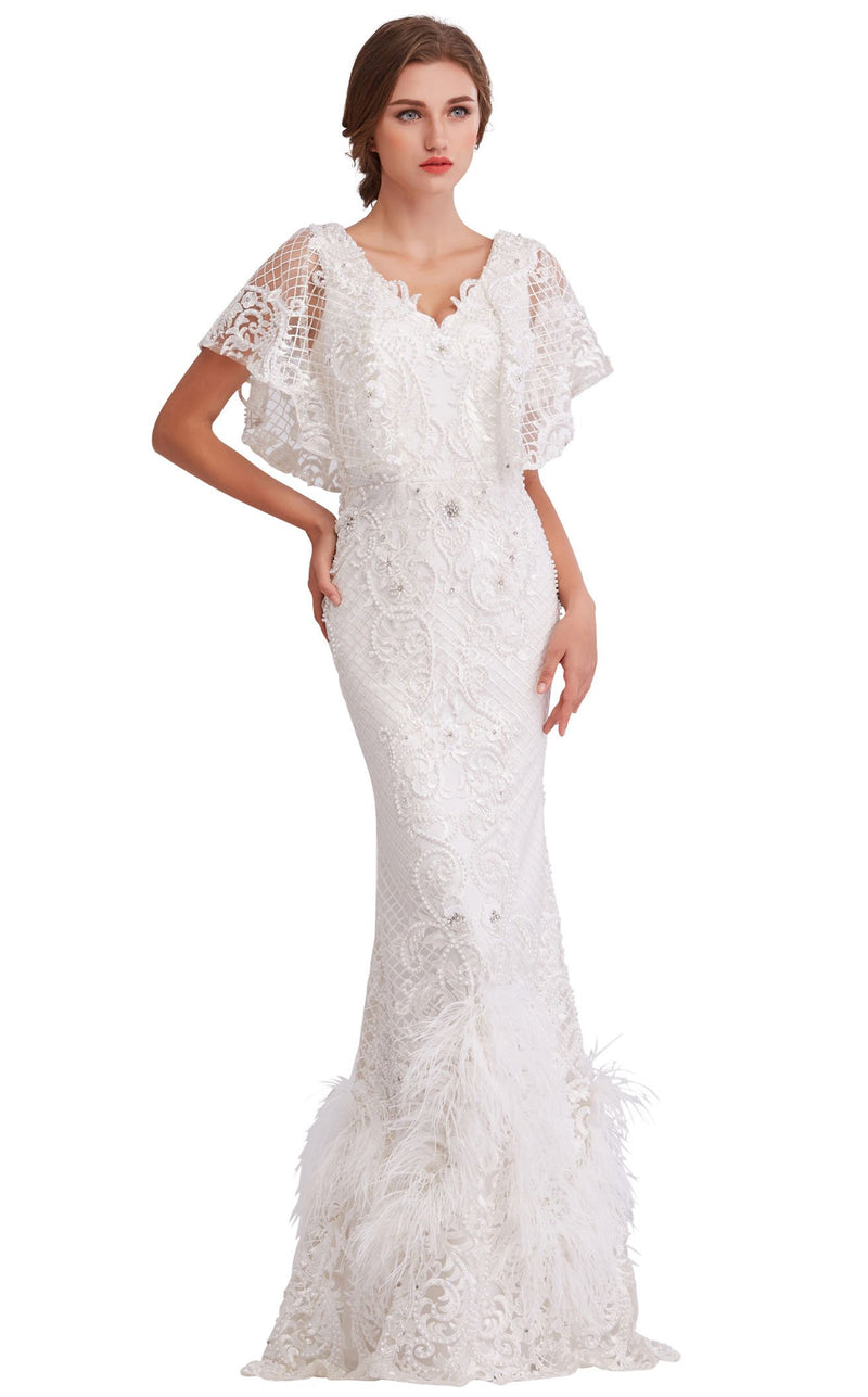 Jadore J15007 Dress Ivory