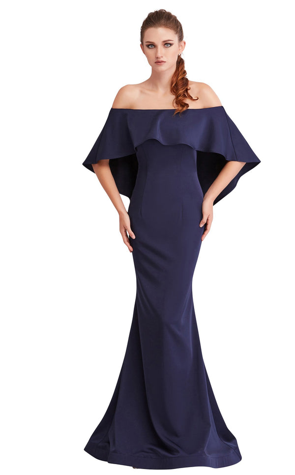 Jadore J15010 Dress Navy
