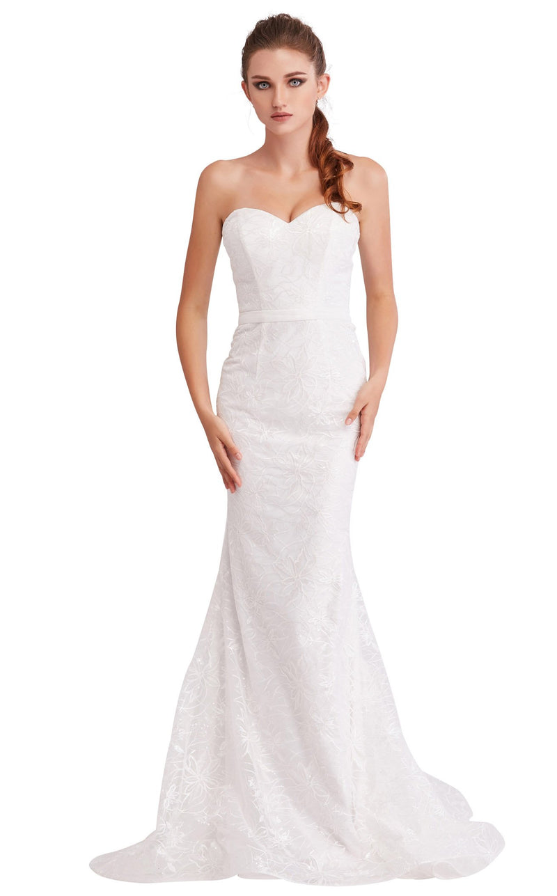 Jadore J15012 Dress Ivory