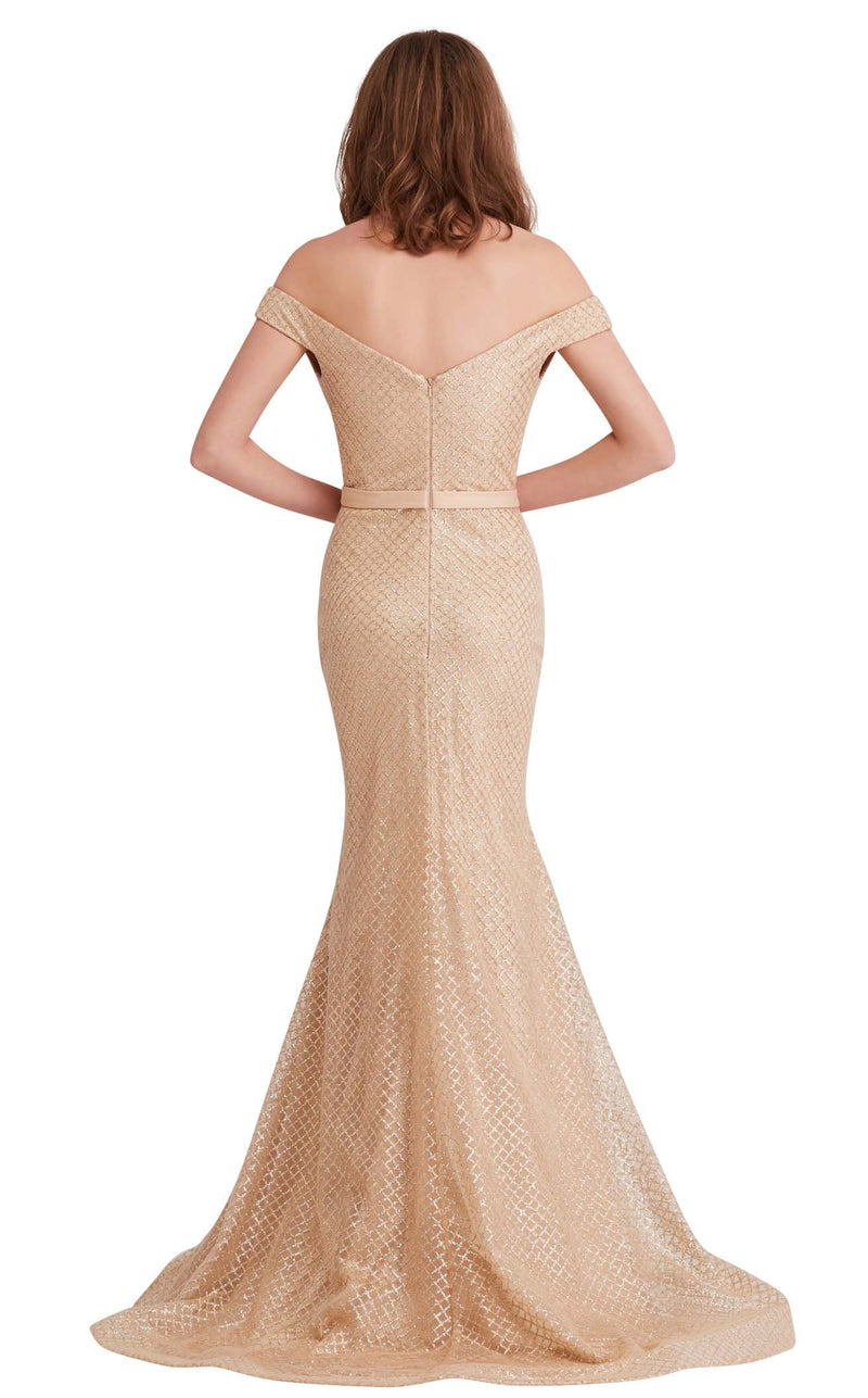 Jadore J15021 Dress Champagne