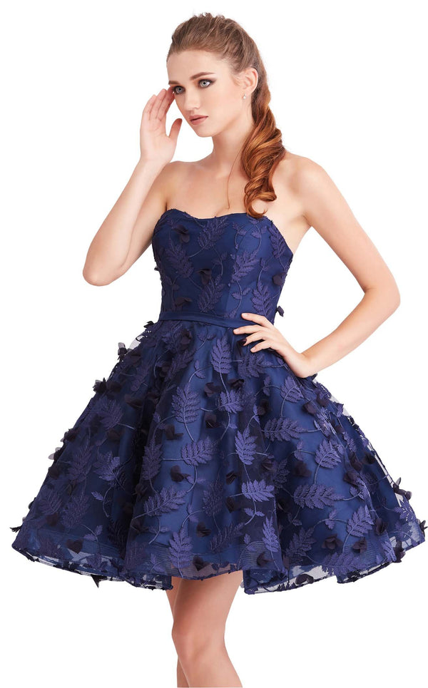 Jadore J15056 Dress Navy