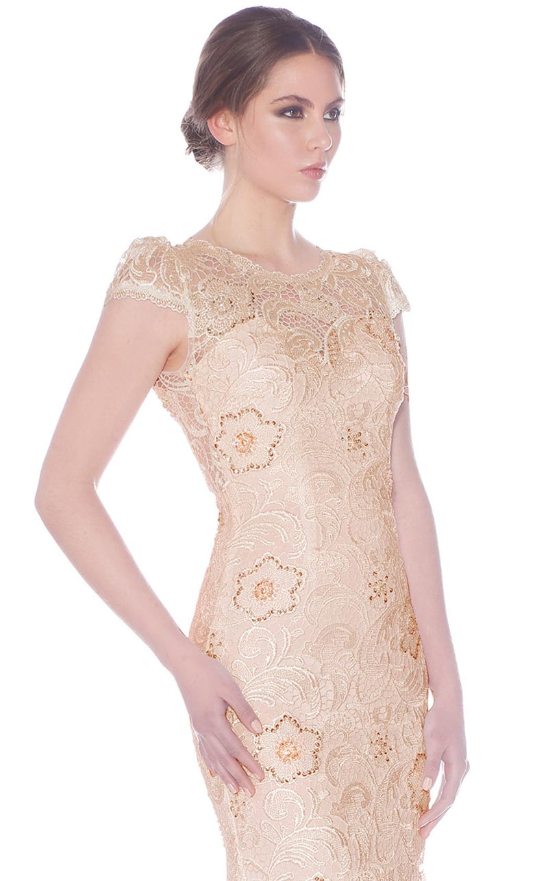 Jadore J5085B Dress Champagne