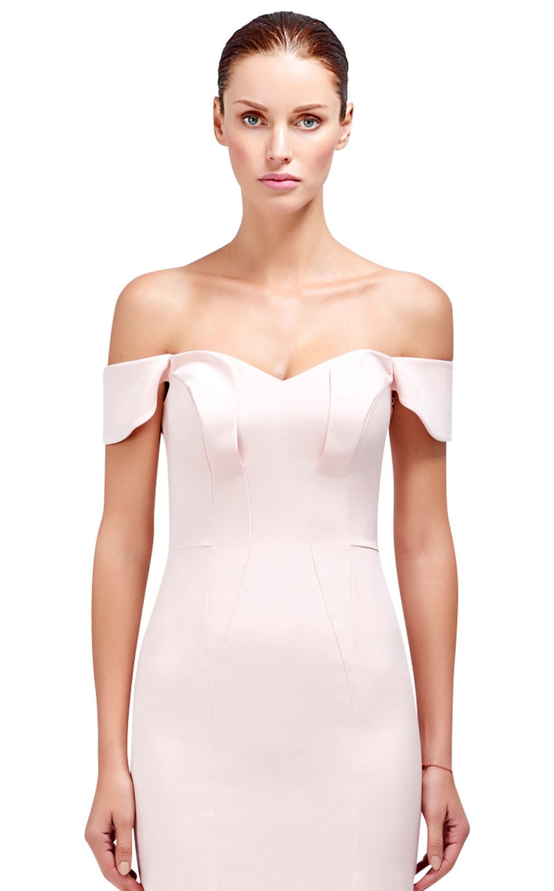 John Paul Ataker JPA1051871 Dress Blush