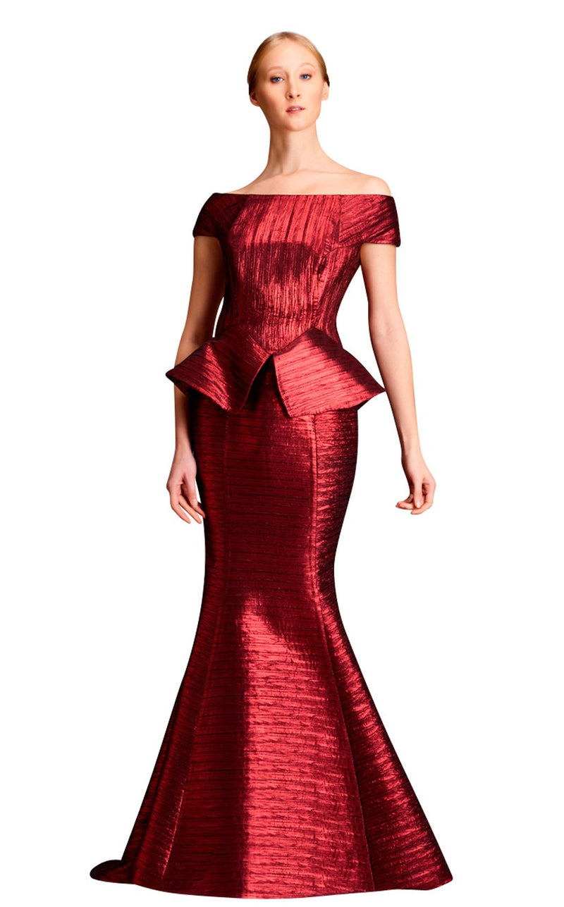 John Paul Ataker JPA1248693 Dress Bordo