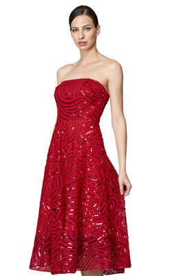 John Paul Ataker JPA1453819 Dress Red