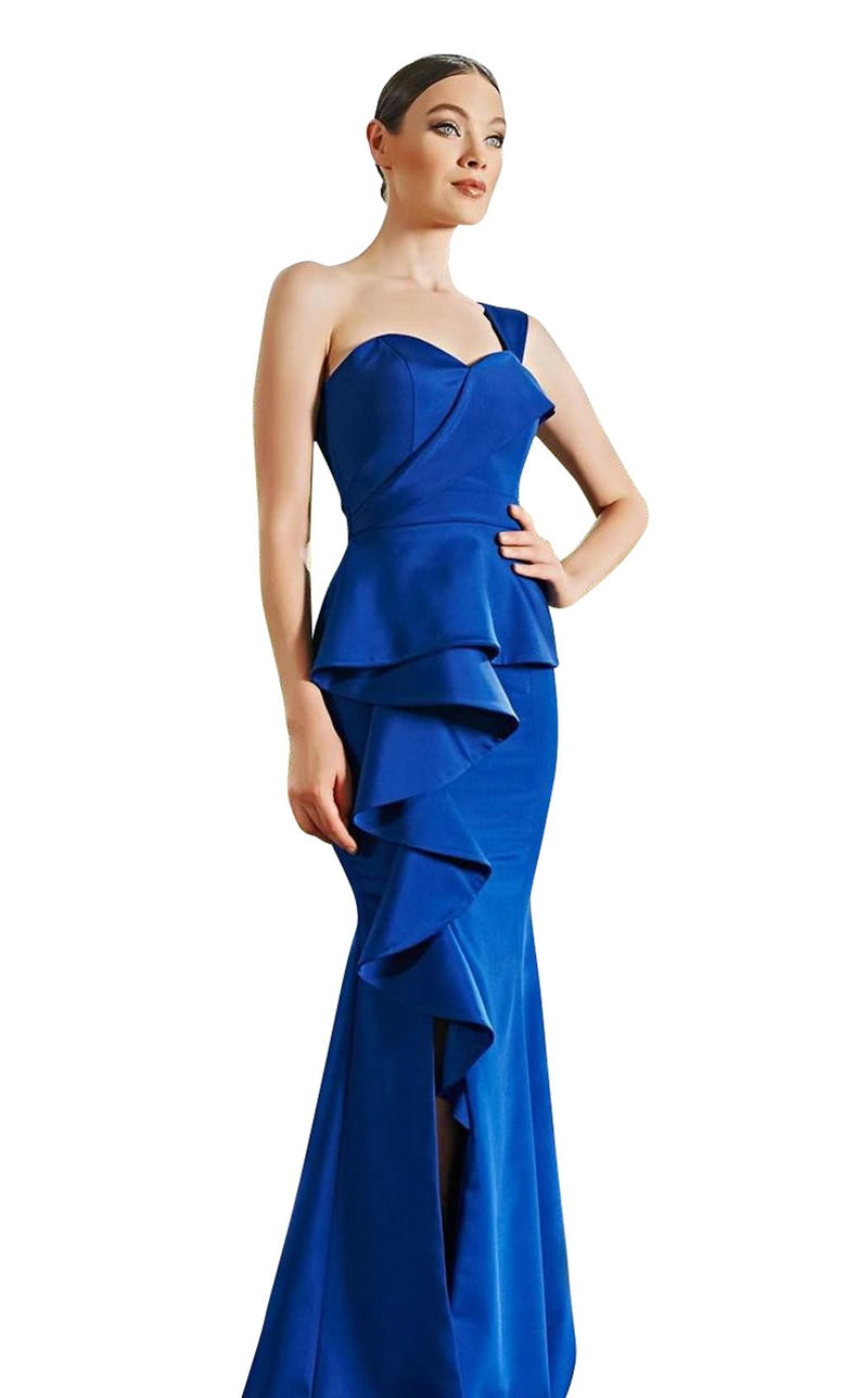 John Paul Ataker JPA21771871 Dress Royal-Blue
