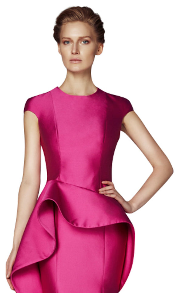John Paul Ataker JPA3621870 Dress Fuchsia