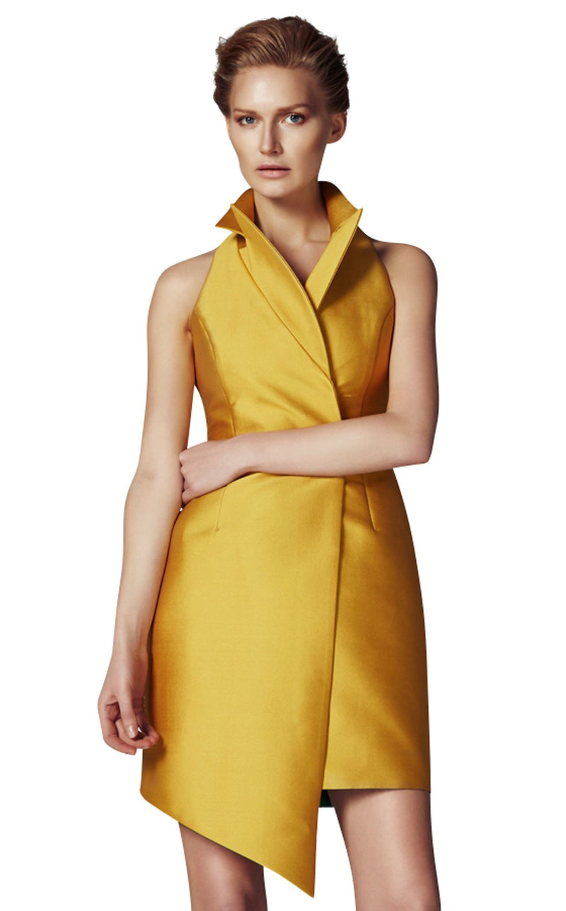 John Paul Ataker JPA3891870 Dress Mustard