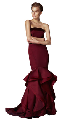 John Paul Ataker JPA496X101637 Dress Bordo