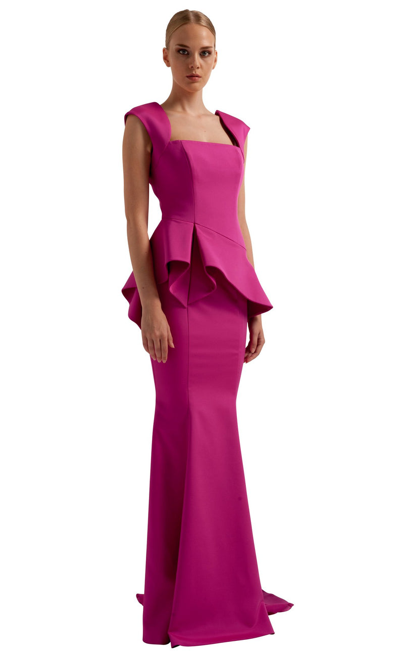 John Paul Ataker JPA6501871 Dress Fuchsia