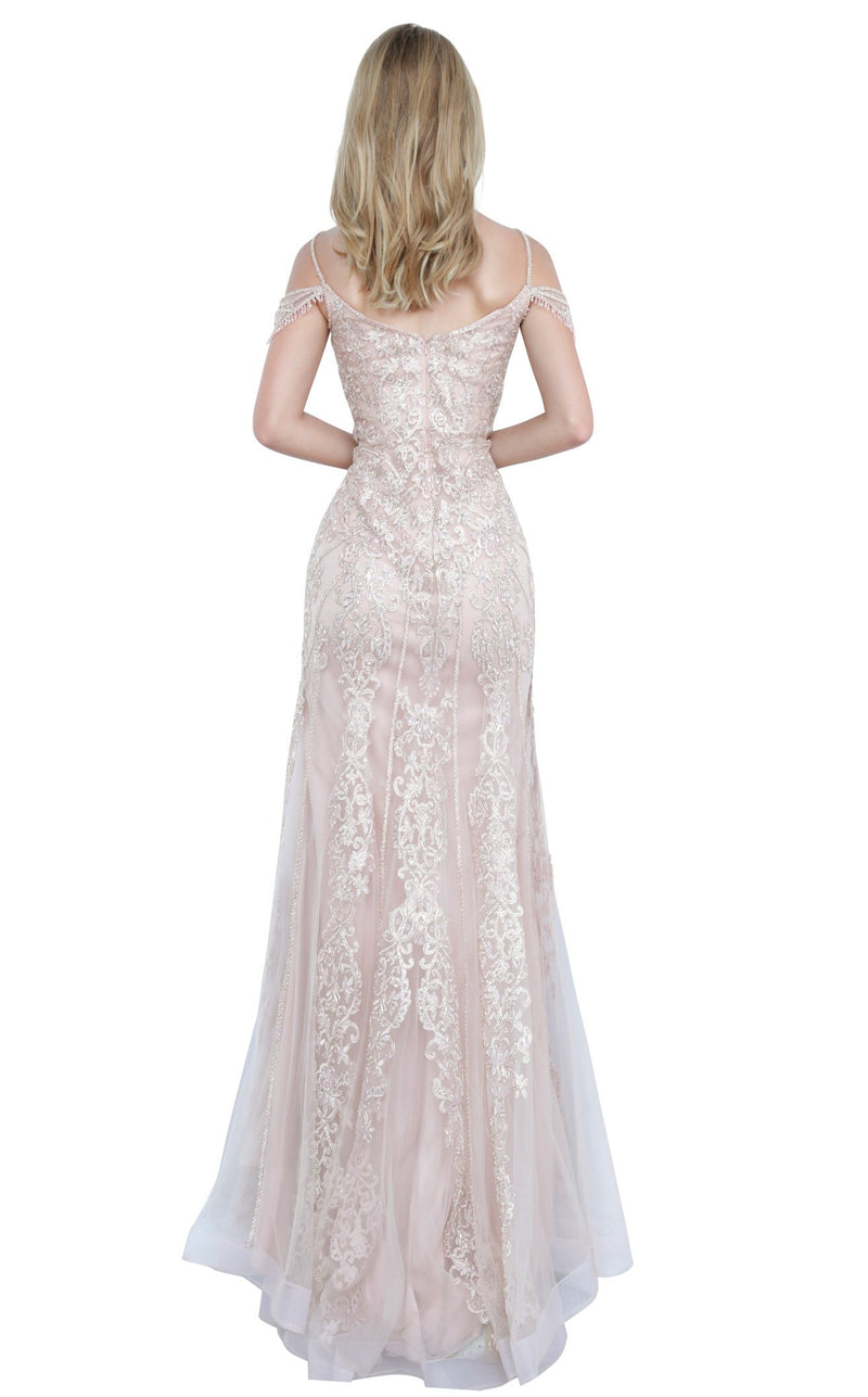JVN JVN02011 Dress Blush
