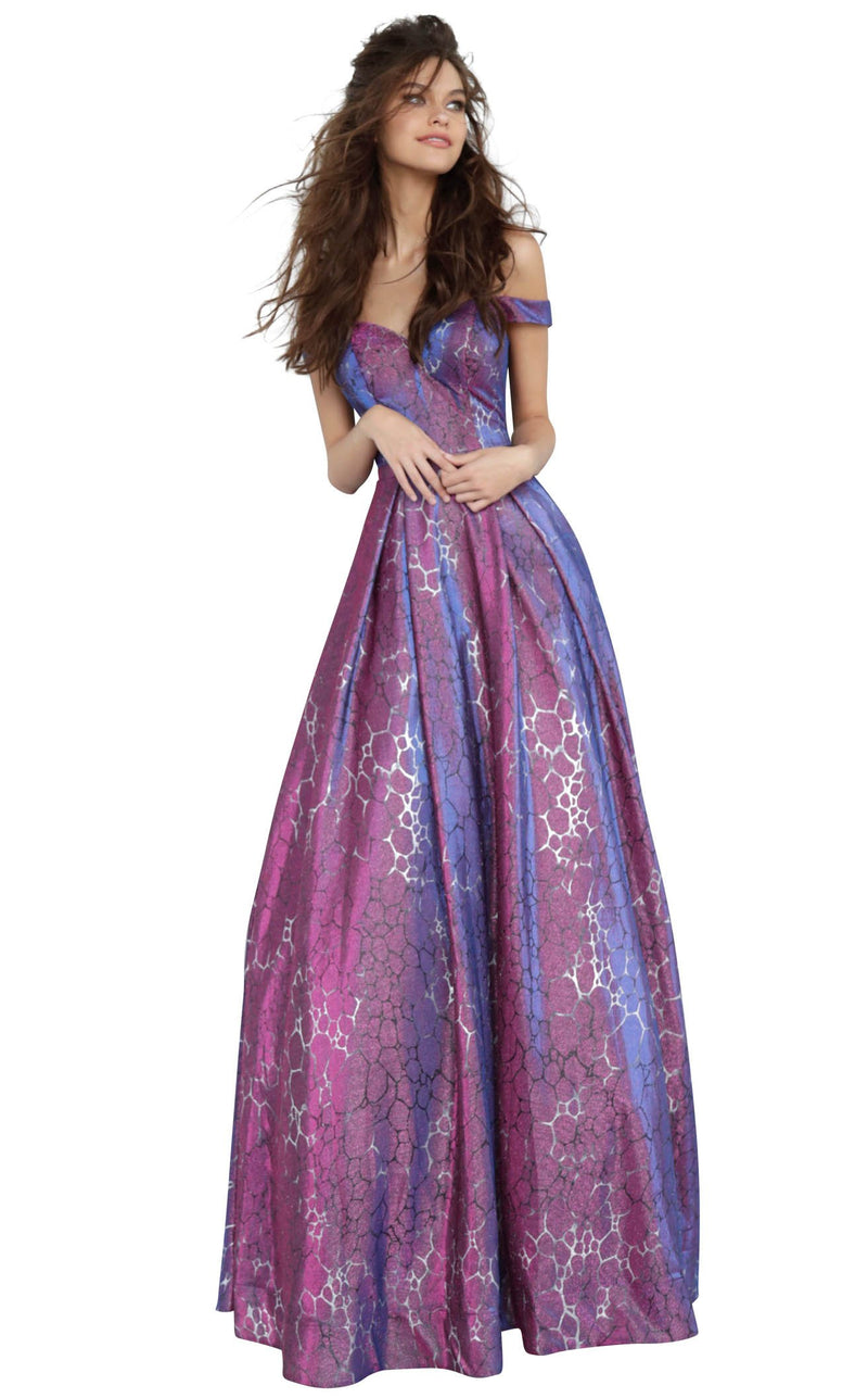 JVN JVN2013 Dress Purple