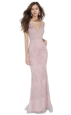 JVN JVN2237 Dress Blush