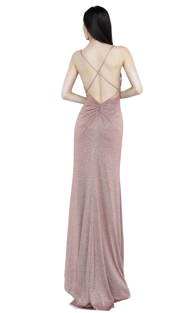 JVN JVN2375 Dress Copper