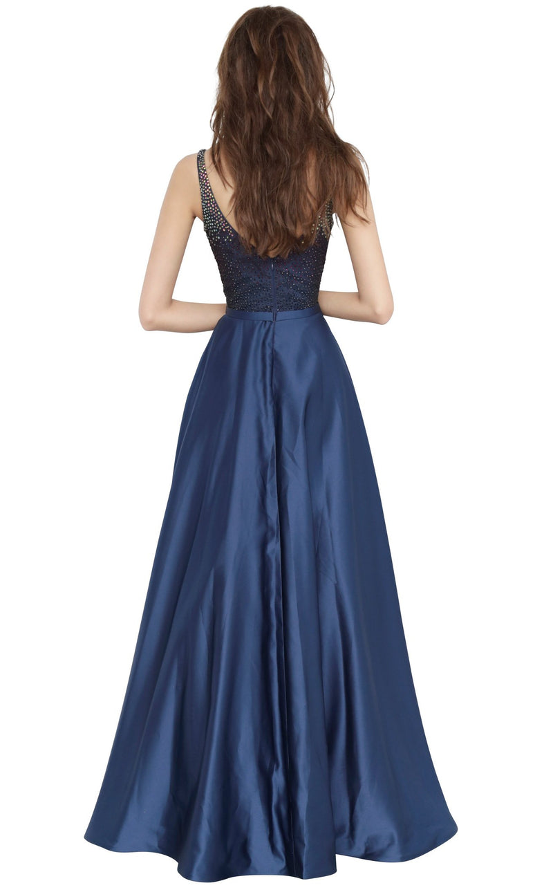 JVN JVN2469 Dress Navy