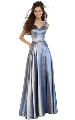 JVN JVN3777 Dress Royal