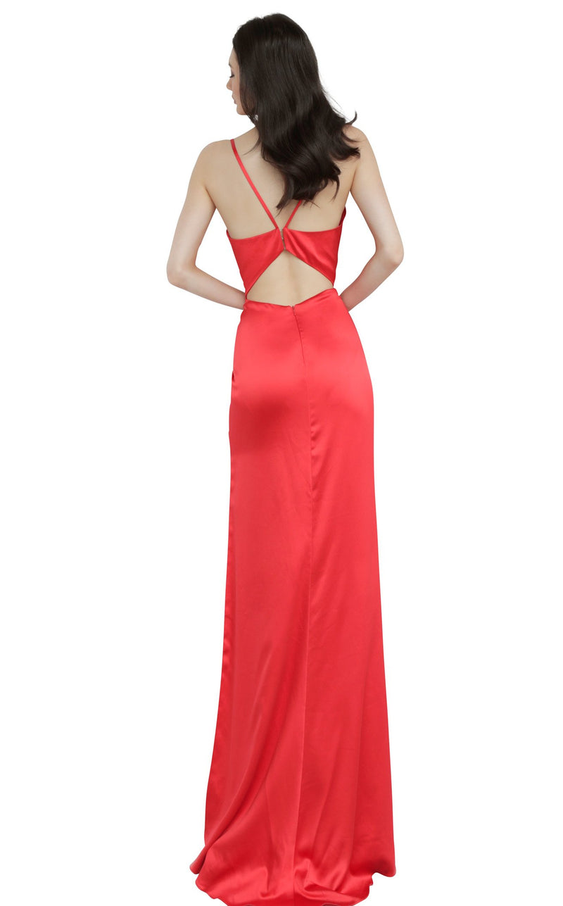JVN JVN4390 Dress Red
