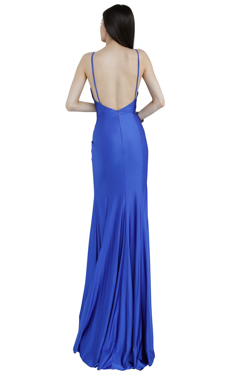 JVN JVN66714 Dress Royal