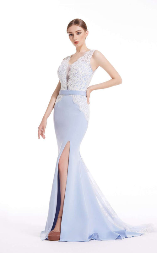 Formal Gowns & Dresses. Classic black and white dresses, fantastic ...