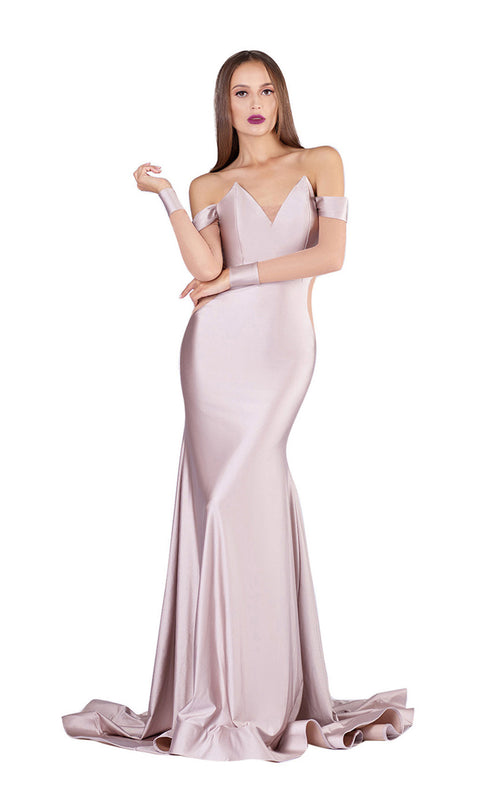 MNM Couture L0044S Dress