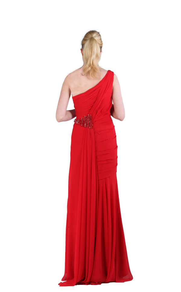 Revive by Tony Ward Lucy Dress Red