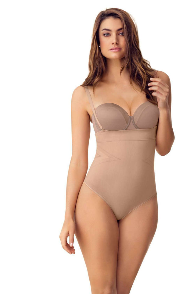 Leonisa 12730 Invisible Shaper With Thong