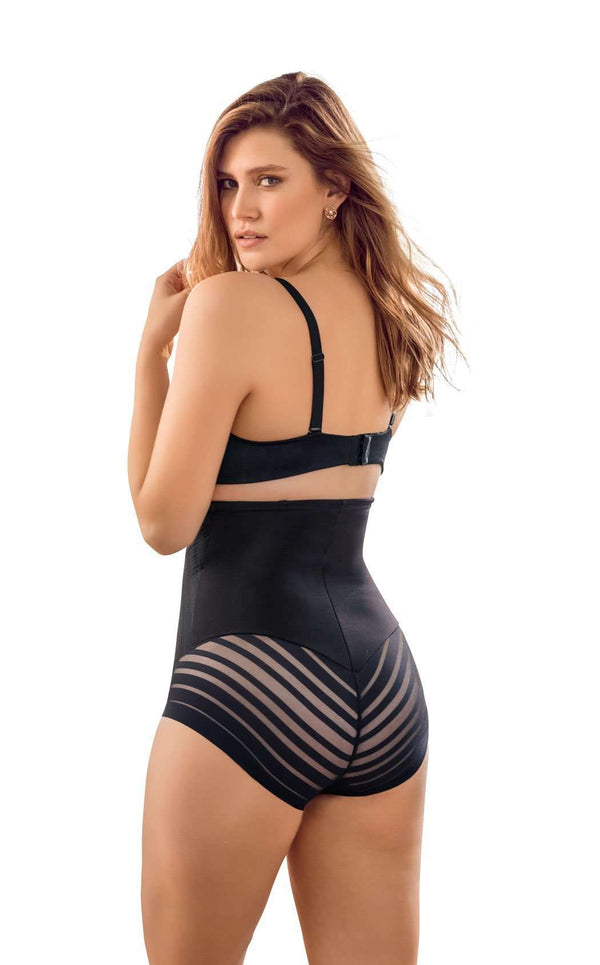 Leonisa 12906 Undetectable Firm Control Hi-Waist Panty Shaper
