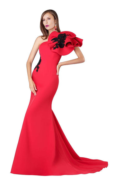 MNM Couture M0042 Red