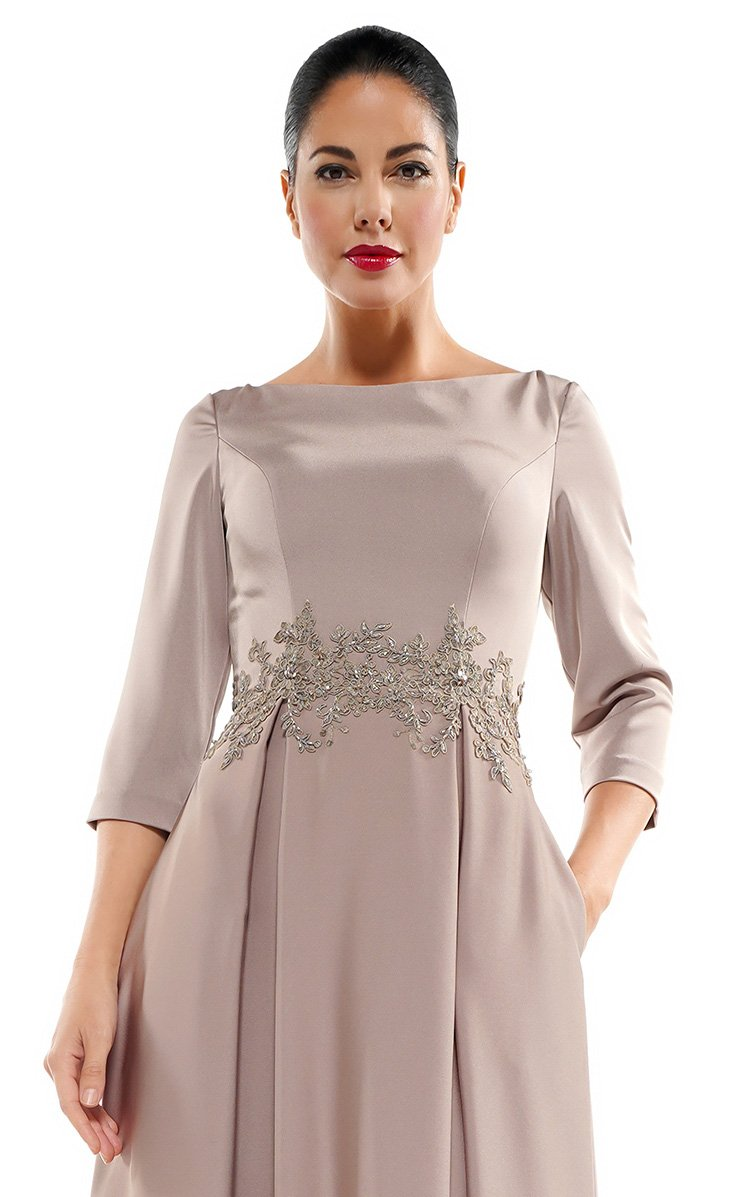 Marsoni M285 Dress Taupe