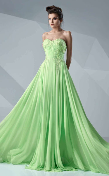 MNM Couture G0626 Green