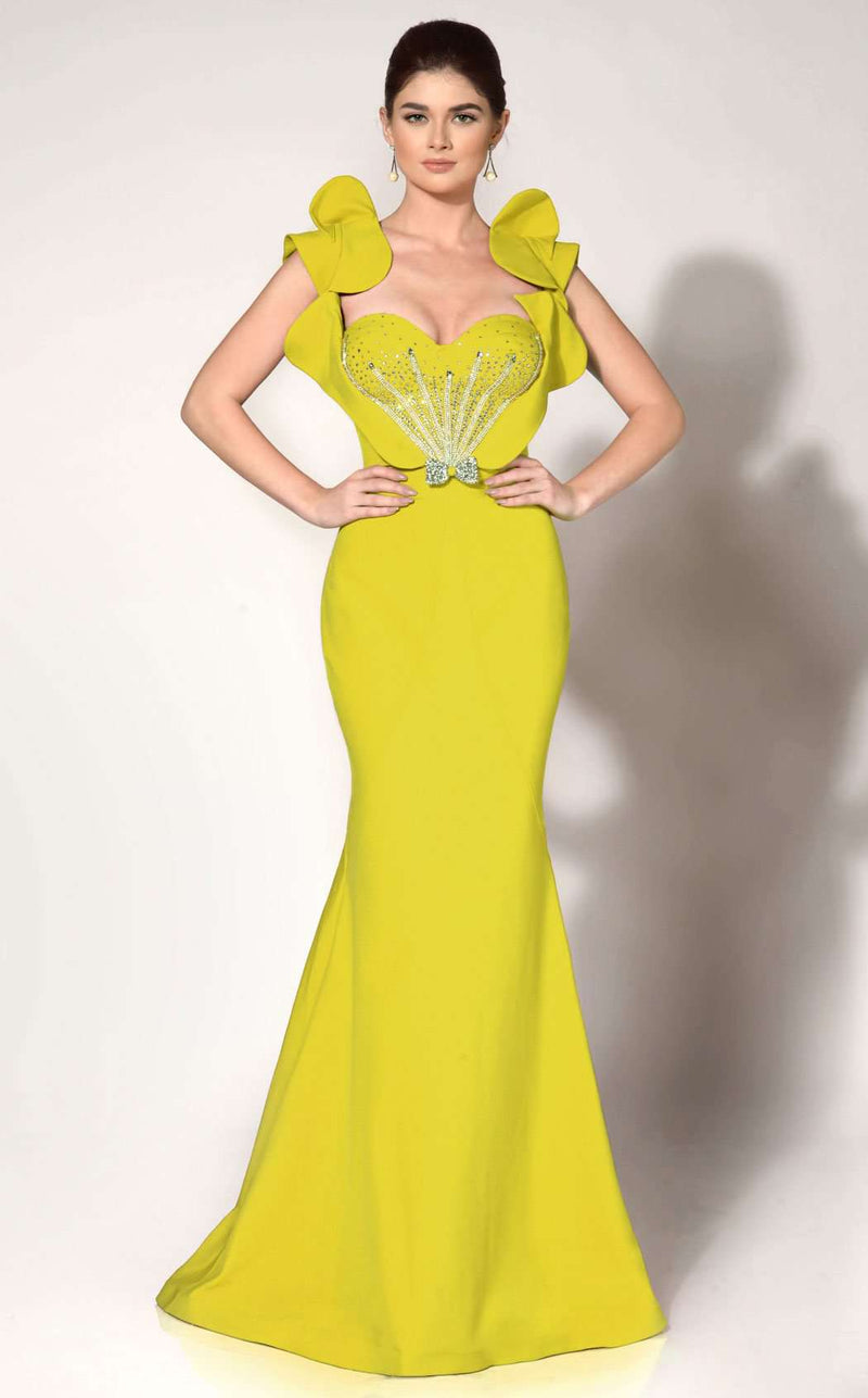 MNM Couture 2278 Lime