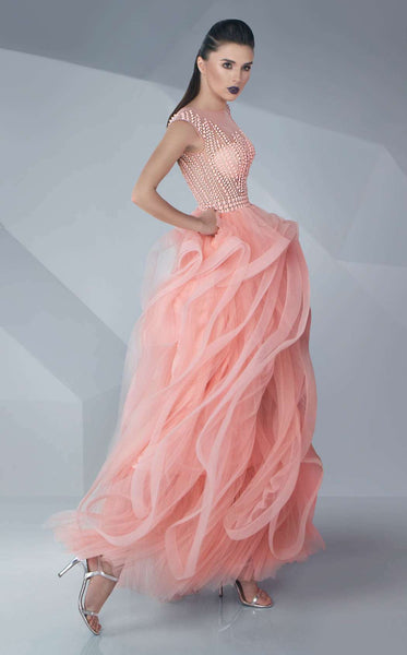 MNM Couture G0598 Pink