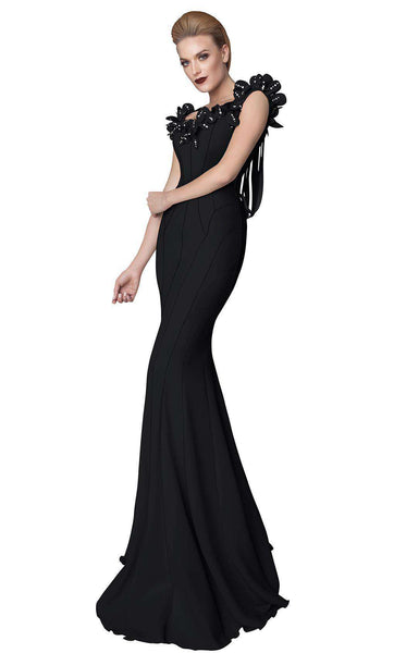 MNM Couture G0548 Black