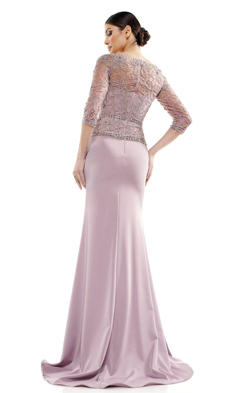 Marsoni MV1026 Dress Dusty-Rose