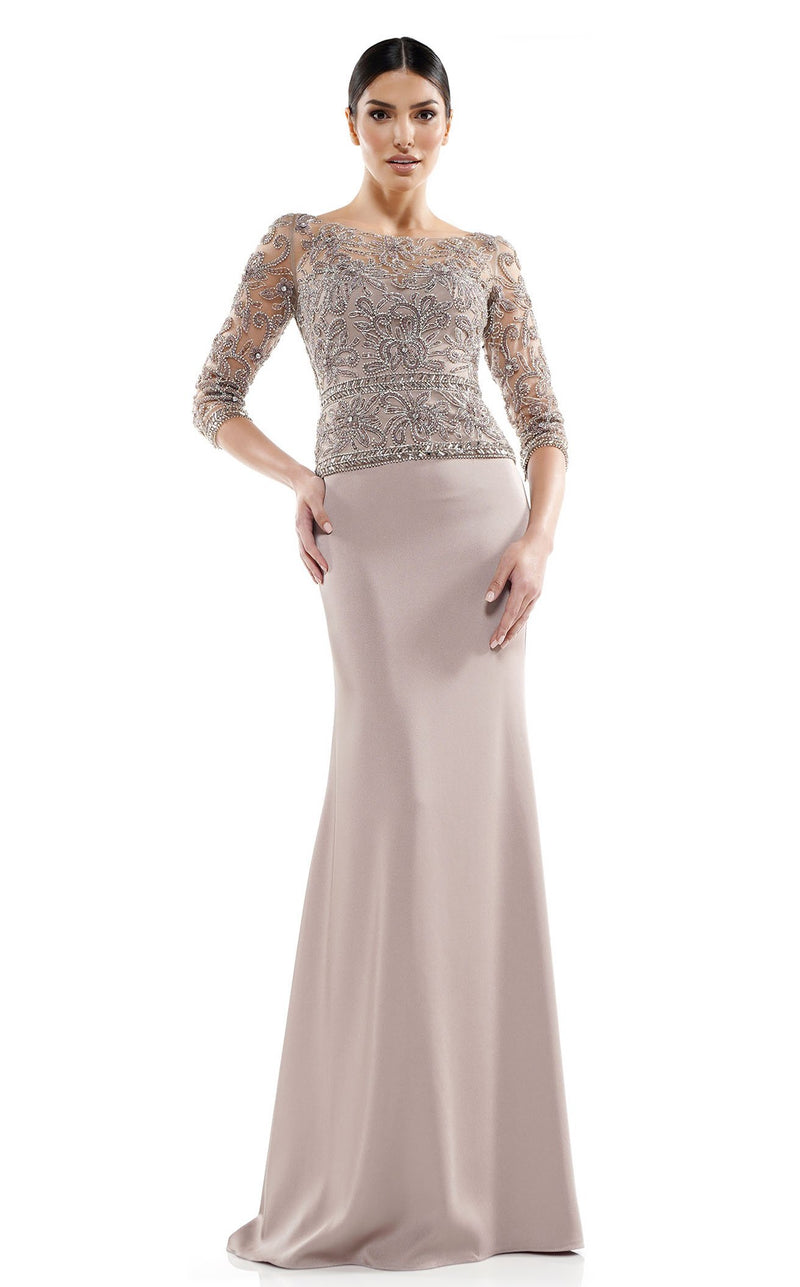 Marsoni MV1026 Dress Taupe