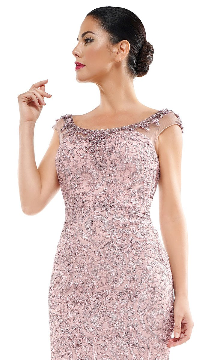Marsoni MV1043 Dress Dusty-Rose