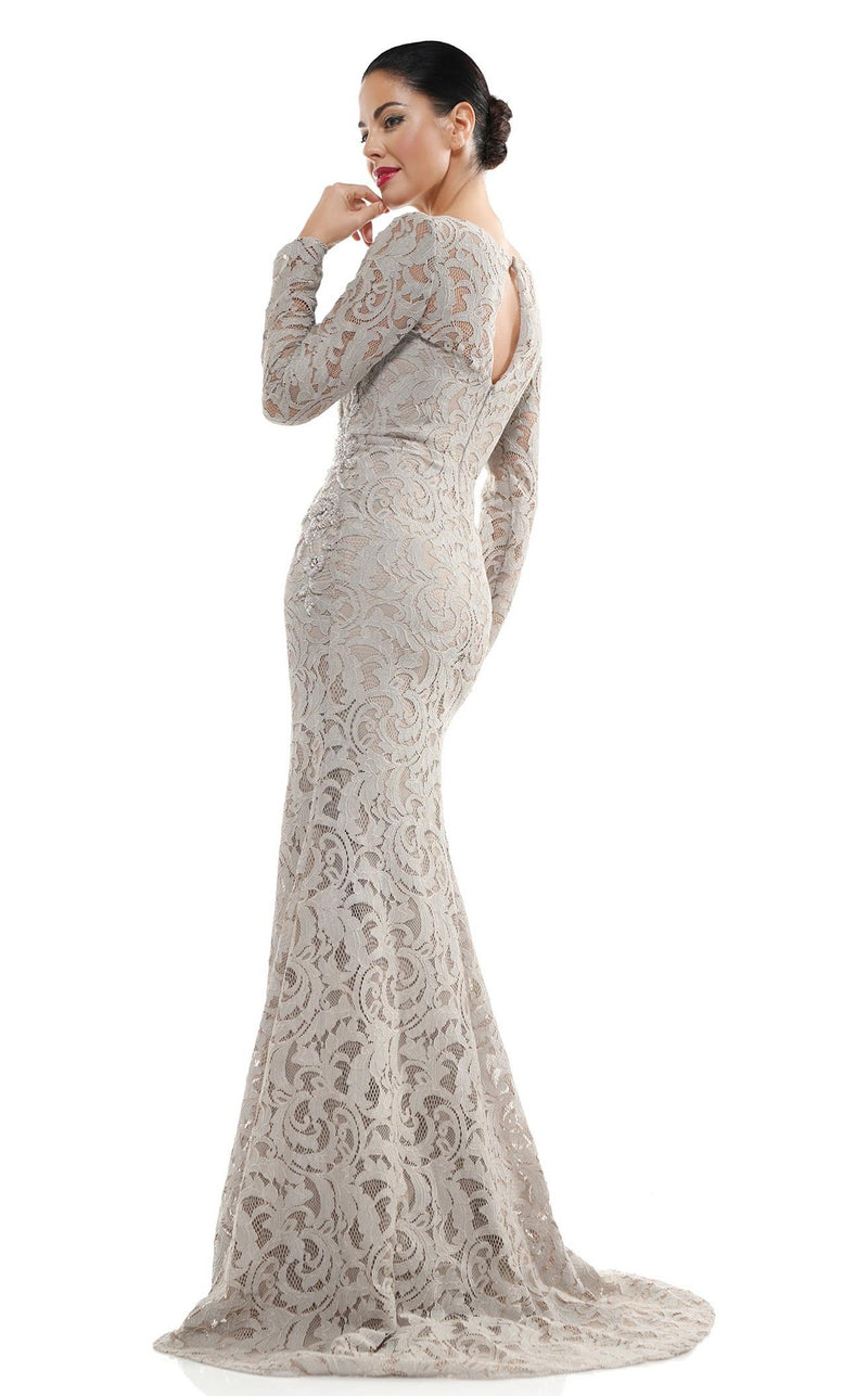Marsoni MV1050 Dress Taupe