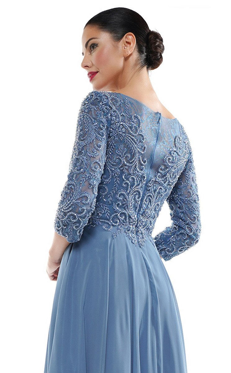 Marsoni MV1052 Dress Slate-Blue