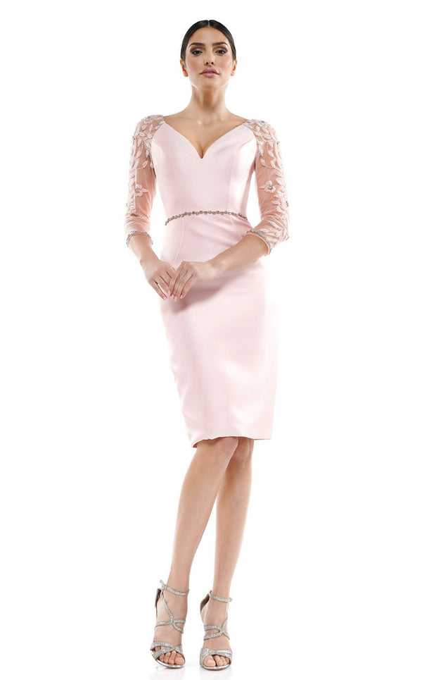 Marsoni MV1061 Dress Blush