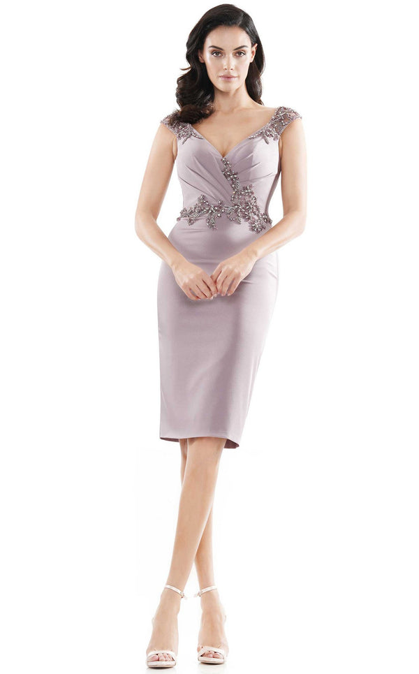 Marsoni MV1107 Dress Dusty-Rose