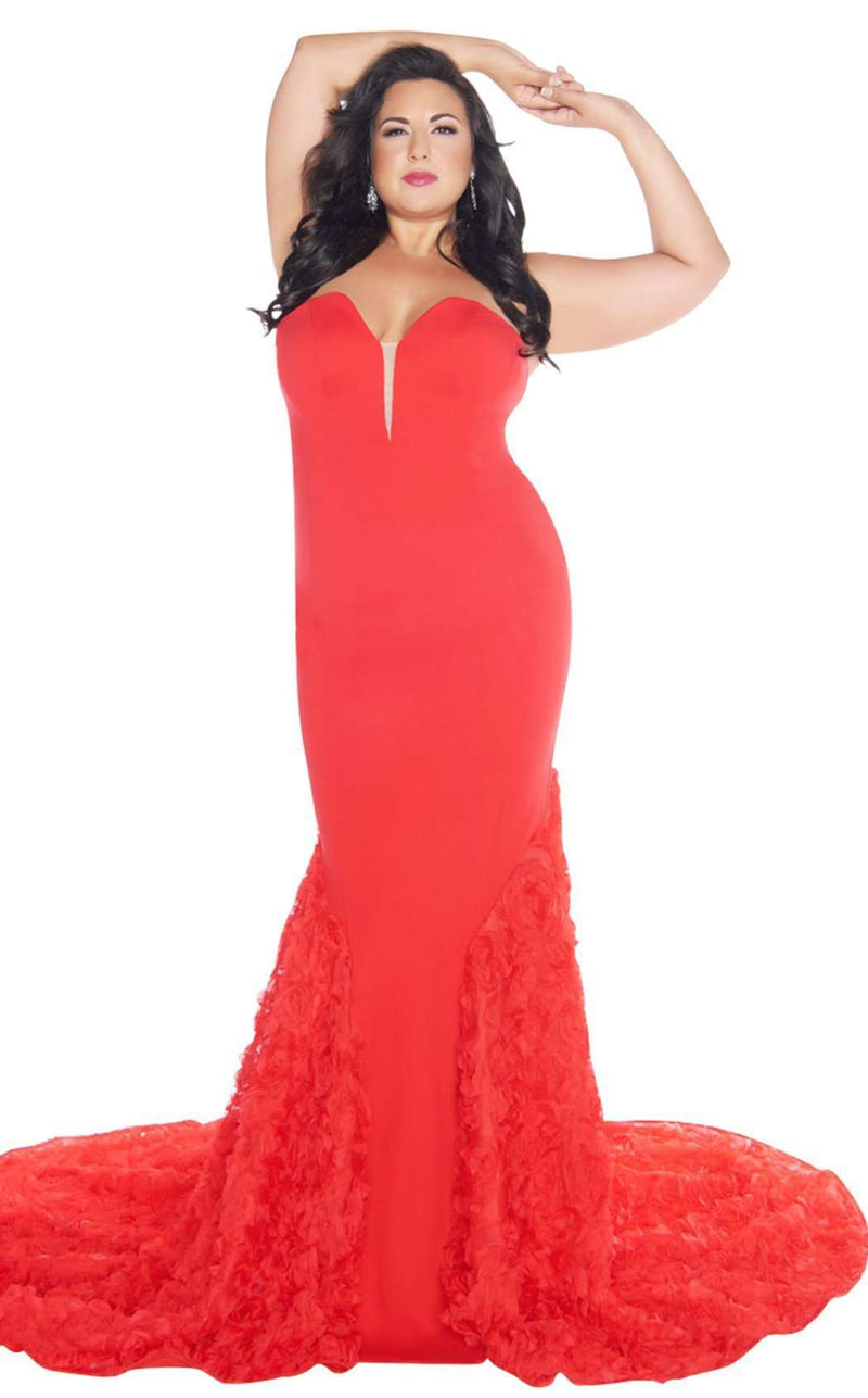 Mac Duggal Fabulouss 66390F